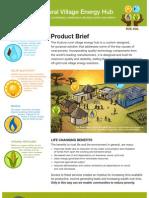 RVE.sol KUDURA Product Brief