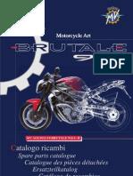 MV Agusta 910 Spare Parts