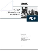 6) ERP Selection Guide