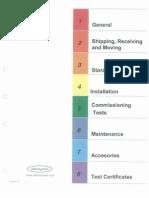Siemens Transformer Manual