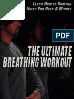 Jaime Vendera - The Ultimate Breathing Workout