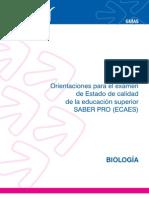 guia de biologia