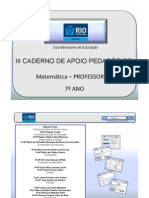 7AnoMatematicaProfessor3CadernoNovo