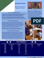 Newsletter - 11-10-11