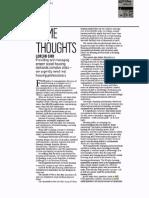 Irish Times Social Housing Article