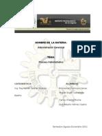 Final El Proceso Administrativo (1)