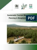 Sustainable Tourism Management Planning