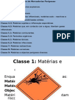 Classes Das Materias