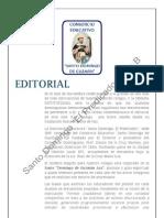 EDITORIAL Santo Domingo