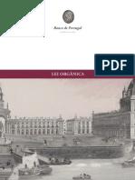 Lei Organica Do Banco de Portugal 2007