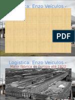 Logística – Enzo Veículos - Fiat
