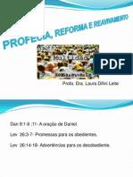 Encontro Desperta Juventude - Profecia, Reforma e Reavivamento
