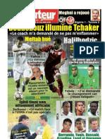 LE BUTEUR PDF du 13/11/2011