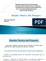 Presentacion Gerencia de Proyecto NOSOTRAS