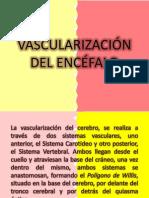 VASCULARIZACIÓN DEL SISTEMA NERVIOSO CENTRAL