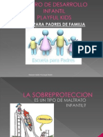 Sobreproteccion Forma de Maltrato Infantil