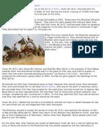 Holly Wars - Battle of Nehrwan
