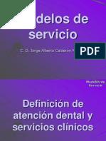 Modelos de servicio