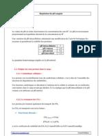 Regulation Du Ph Sanguin