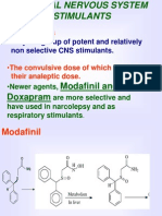 CNS Stimulant