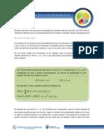 Distribuciones Discretas de p