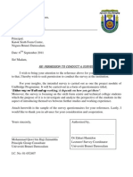Permission Letter UB0203
