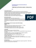Anticipatory Guidance