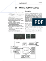 Vs1001 Mpeg Audio Codec