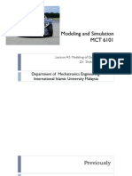 SnS-SD-02!3!10 Modeling of Dynamics Systems