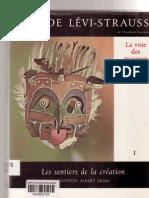Claude Levy-Strauss - La Voie Des Masques