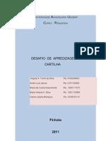 Cartilha Des. de Aprend.2