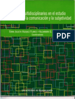 2010 Migración, comunicación y subjetividades U de G