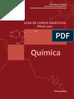Guia PNLD 2012 Quimica
