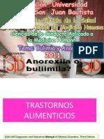 Anorexia y Bulimia(1)