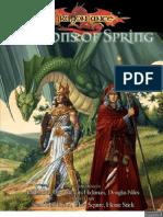 WOL-3 - Dragons of Spring