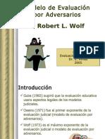 Modelo de Evaluaci%F3n Por Adversarios