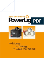 Power Light New Generation En