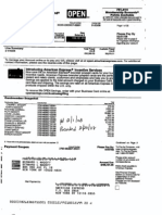 Madoff's American Express Corporate Card Statement