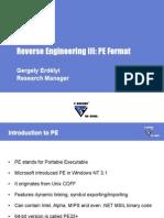 Reverse Engineering Pe Format