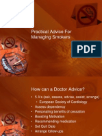 Practical Advice for Managing Smokers - Cyberport