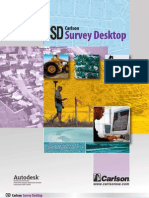 Carlson Survey Desktop Brochure