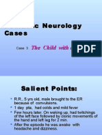The Child With Seizure