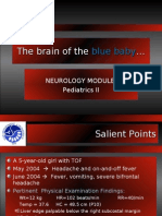 The Brain of the Blue Baby