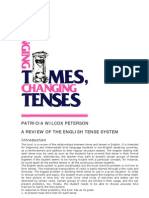PeTeRSoN - Changing Times Changing Tenses