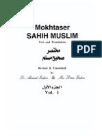 Muslim Vol 1