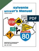 Pa Driver Manual