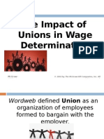 Chapter 15-Impact of Union in Wage Determination