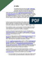 Derechos del niño _texto informativo_