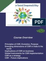 CSR Session 1