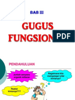 Bab 3 Gugus Fungsional